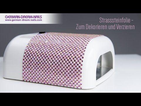 Euch kann es nie genug glitzern? Dann haben wir genau das Richtige für Euch. Mit unseren selbstklebenden Strassstein Folien verwandelt Ihr Gegenstände in funkelnde Unikate! http://www.german-dream-nails.com/nailart/strass-nailart/strassstein-folie #strass #DIY #Jolifin #GDN