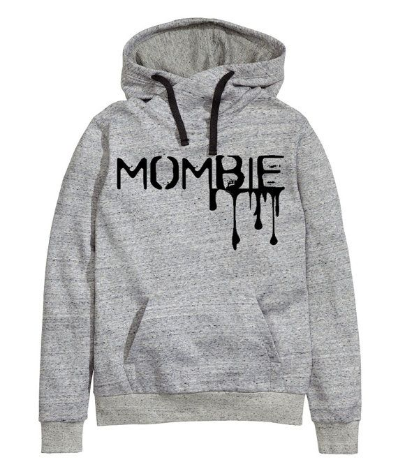 Hey, I found this really awesome Etsy listing at https://www.etsy.com/listing/177001175/mombie-zombie-inspired-mom-hooded