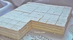 TraRita sütödéje és egyéb munkái : Hókocka