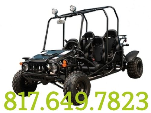 GTK4150 150CC FULLY AUTOMATIC 4 SEATER GO KART Sale Price: $1,499.00