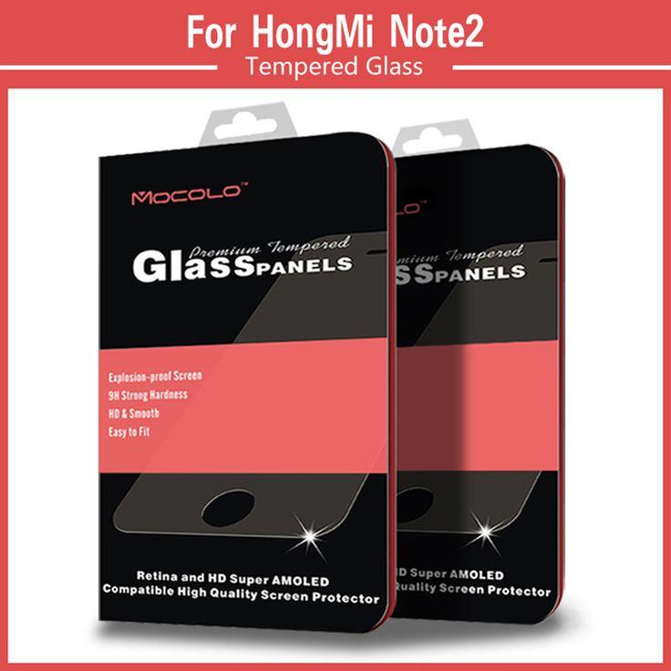 For Xiaomi Redmi Note 2 ® Tempered Glass Film Premium Screen Protector ༼ ộ_ộ ༽ for Xiaomi Hongmi Note 2For Xiaomi Redmi Note 2 Tempered Glass Film Premium Screen Protector for Xiaomi Hongmi Note 2