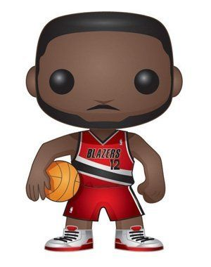 Funko POP NBA Lamarcus Aldridge Vinyl Figure by Funko. $9.94. From the Manufacturer                NBA All-Star and 2nd overall pick in the 2006 NBA Draft, Portland Trailblazer power forward LaMarcus Aldridge makes his Pop. Vinyl debut with this awesome looking NBA Series 1 LaMarcus Aldridge Pop. Vinyl Figure.                                    Product Description                NBA All-Star and 2nd overall pick in the 2006 NBA Draft, Portland Trailblazer power fo...