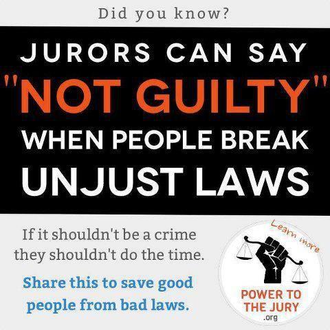 jury nullification | jury nullification | Tumblr