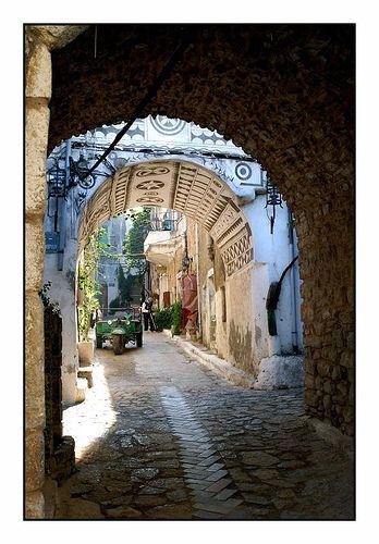 Mesta  Chios  Grecia