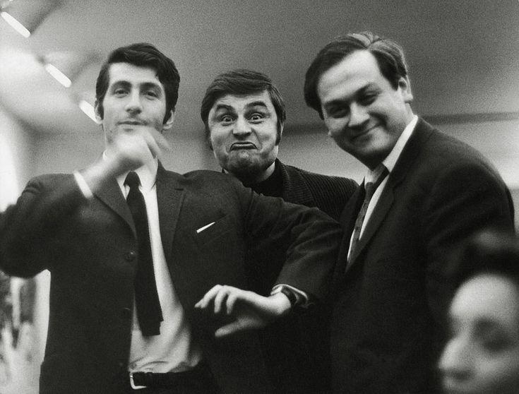 Amikor a fotóst fényképezik #17 - Mai Manó Ház - Fotó: Korniss Péter, Hemző Károly, Féner Tamás, 60-as évek vége
