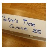 Time Capsule New Year's Activity for Speech Therapy- Pinned by @PediaStaff – Please visit http://ht.ly/63sNt for all (hundreds of) our pediatric therapy pins