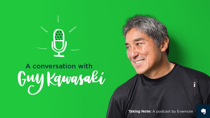 For the second episode of our new podcast, we sat down with tech evangelist Guy Kawasaki and got the lowdown on recent company news.