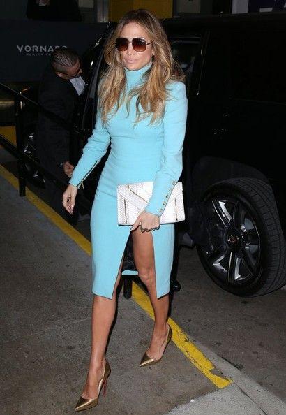 jennifer lopez fashion style | Singer/actress Jennifer Lopez steps out with her manager Benny Medina ...