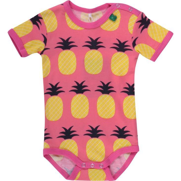 Kurzarmbody, Ananas