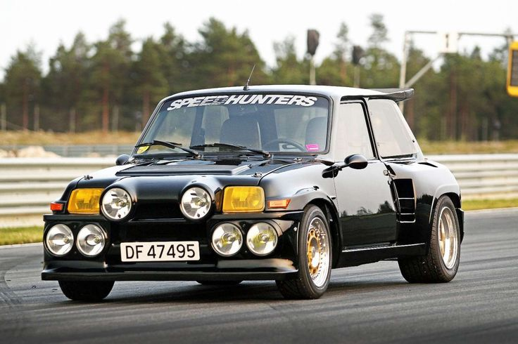 1985 renault maxi 5 turbo 2 homologation special with 210. Black Bedroom Furniture Sets. Home Design Ideas
