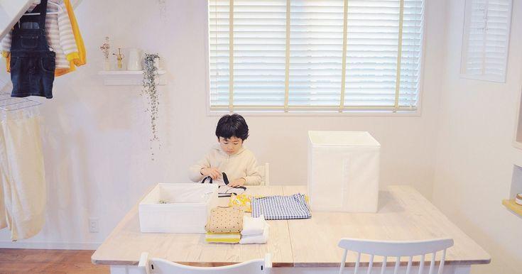 【キッチン・リビング・子供部屋】ごちゃつく3大スペースの収納~人気インスタグラマーおさよさんの実例紹介~|Milly ミリー
