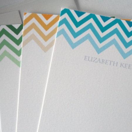 Cornhole board design idea... fading chevron stripes!