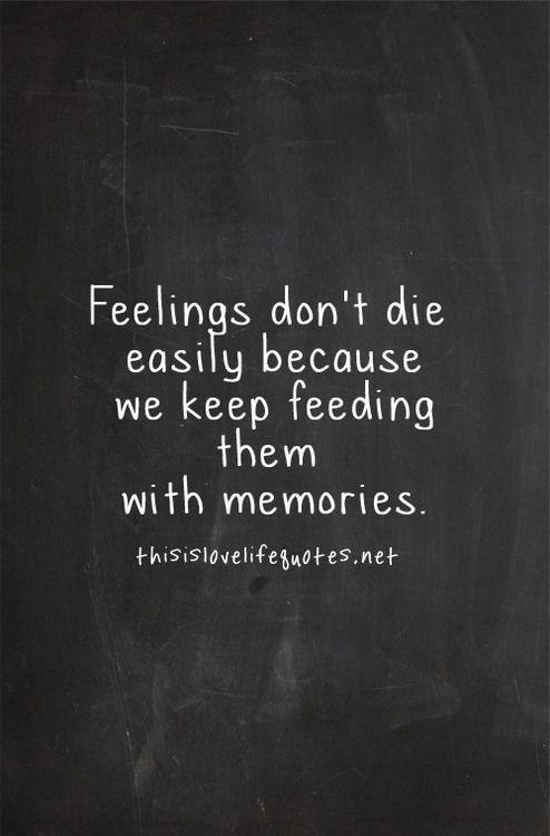 Sometimes memories sneak out of my eyes & roll down my cheeks...!