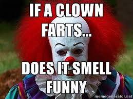 funny clown memes
