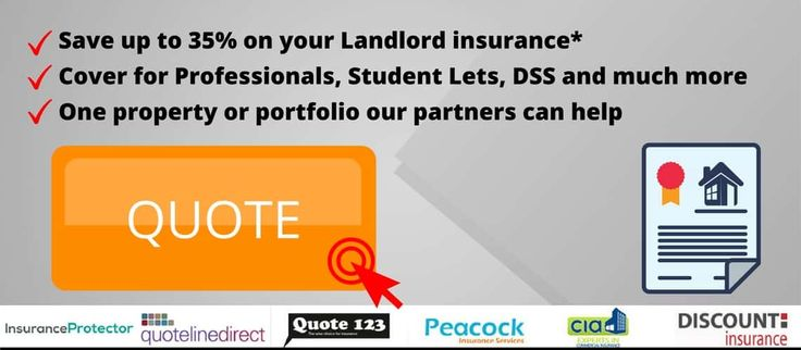 Compare Landlord Insurance Quotes for Cheap & Best Cover Landlords, house contents insur...