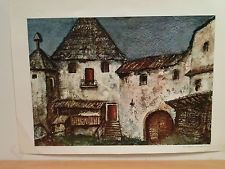HANS GEISBERGER-CASA DE CAMPO DEL TIROL DEL SUR-LAMINA DE 1968