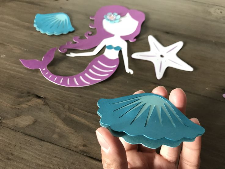 Shop the latest addition in my shop: Mermaid wall decorations for girls room! Best Holiday gift!! #etsy #babyshower #starfishwalldecor #seashelldecor #underwaterdecor #nurserydecorgirls #walldecornursery #komalworks