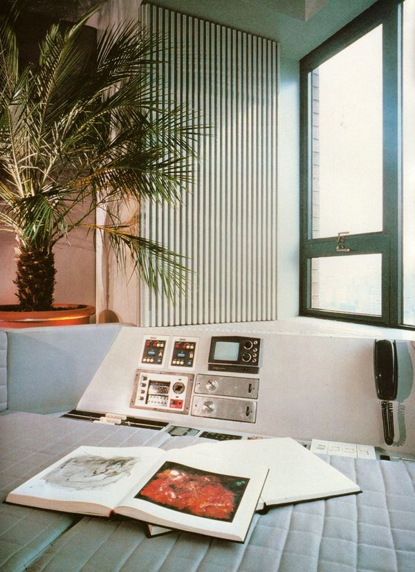 LIVING WELL | The NYT Book of Home Design and Decoration ©1981
