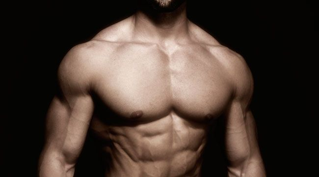 Grow a futuristic chest with this forgotten move from the Golden Era.