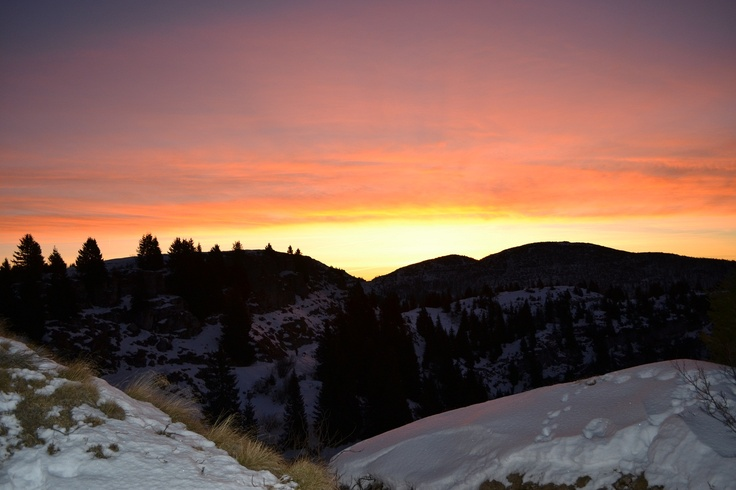 #Folgaria #Trentino #Alba #Costa #d'Agra #Folgariaski #Sciare nella #natura
