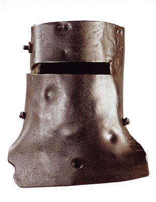 Ned Kelly (Helmet)  Victoria, Australia