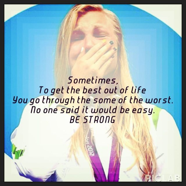 Inspirational quote ruta meilutyte gold medalist  Age:15 first olympic medal in swimming for her country