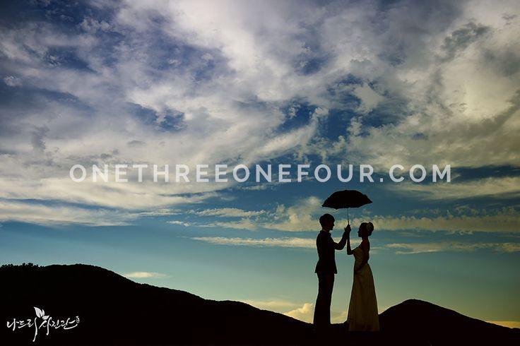 Korean Studio Pre-Wedding Photography: Forest (Outdoor) by Nadri Studio on OneThreeOneFour 16