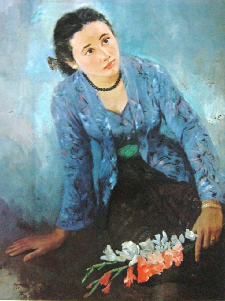 Trubus - Potret Ny.T (1955)