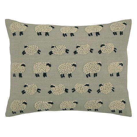 Buy John Lewis Sheep Cushion Online at johnlewis.com
