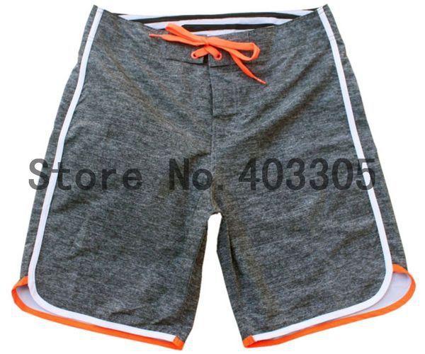 Aliexpress.com: Acheter Nouveau mode hommes Spandex Boardshorts Beachshorts maillots de bain plage troncs Shorts Shorts de Surf 30 / S 32 / 34 M / L 36 / 38 XL / XXL de shorts kaki fiable fournisseurs sur HK Multinational Trade Co., LTD