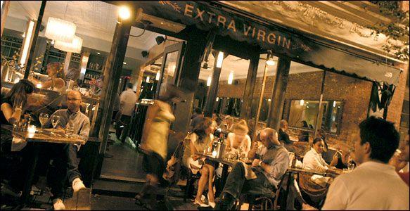 Extra Virgin, New York City - West Village - Menu, Prices