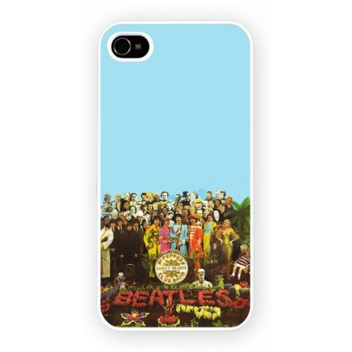 The Beatles Sgt Pepper cover iPhone 4 4s and iPhone 5 Case