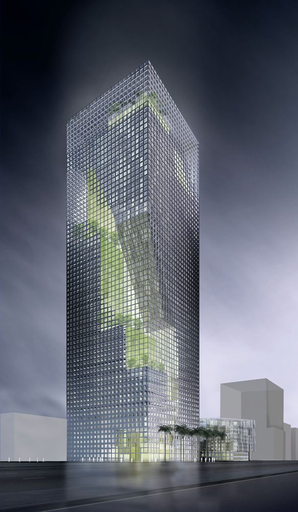 MIPIM Architectural Review Future Project Awards 2010,Tall buildings: Al-Birr…