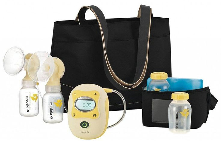 The Medela Freestyle Double Electric Breast pump range is the perfect choice for you if you prefer breast milk for your newborn baby.