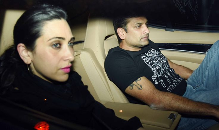 Karisma Kapoor, the gorgeous sister of Kareena Kapoor Khan who has been in a relationship with Sandeep Toshniwal for quite some time