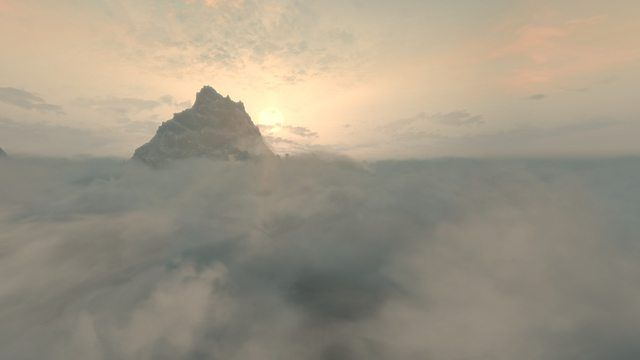 Real Clouds at Skyrim Nexus - mods and community