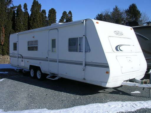 Check out this 1998 R-Vision TRAIL-LITE 8000 listing in Willow Street, PA 17584 on RVtrader.com. It is a  Travel Trailer and is for sale at $5995.