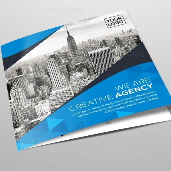 Halley Elegant Corporate Business Card Template 001249 Template Catalog Presentation Folder Templates Business Brochure Brochure Template