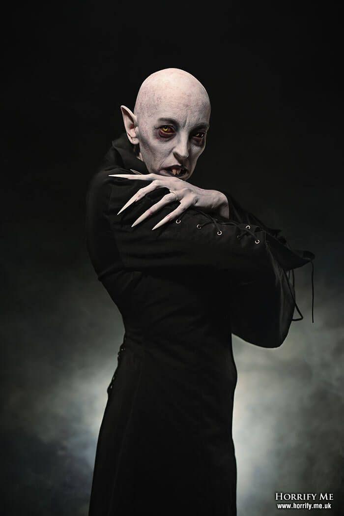 Image result for female nosferatu costume | Female ...