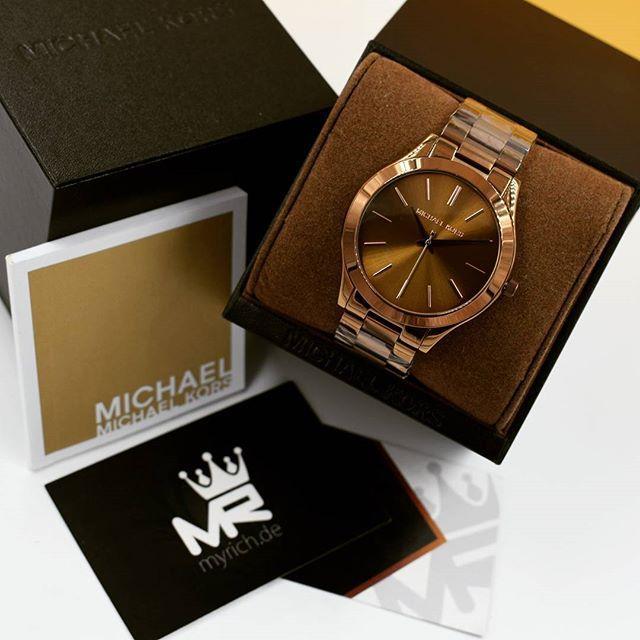 Michael Kors MK3418 | @MyRich.de #MichaelKors #michaelkorswatch #mk #logo #original #official #watch #style #uhr #mk3418 #mkwatch #germany #newwatch #chronograph #lifestyle #brand #seller #2017 #womenfashion #luxus #juwelry #luxury #lady #fashion #classic #special #chocolate #braun #accessories #brown
