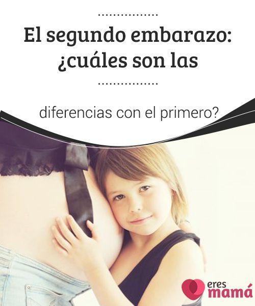 El segundo #embarazo: ¿cuáles son las diferencias con el primero?   El #segundo embarazo: diferencias con el primero. #Consejos sobre como #afrontar los cambios venideros y dudas sobre la #gestación.
