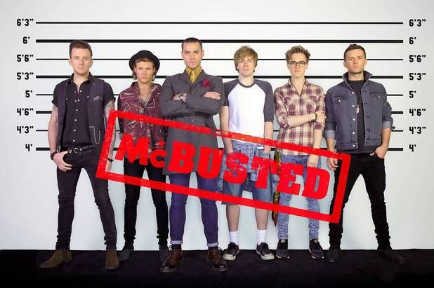 mcBusted!