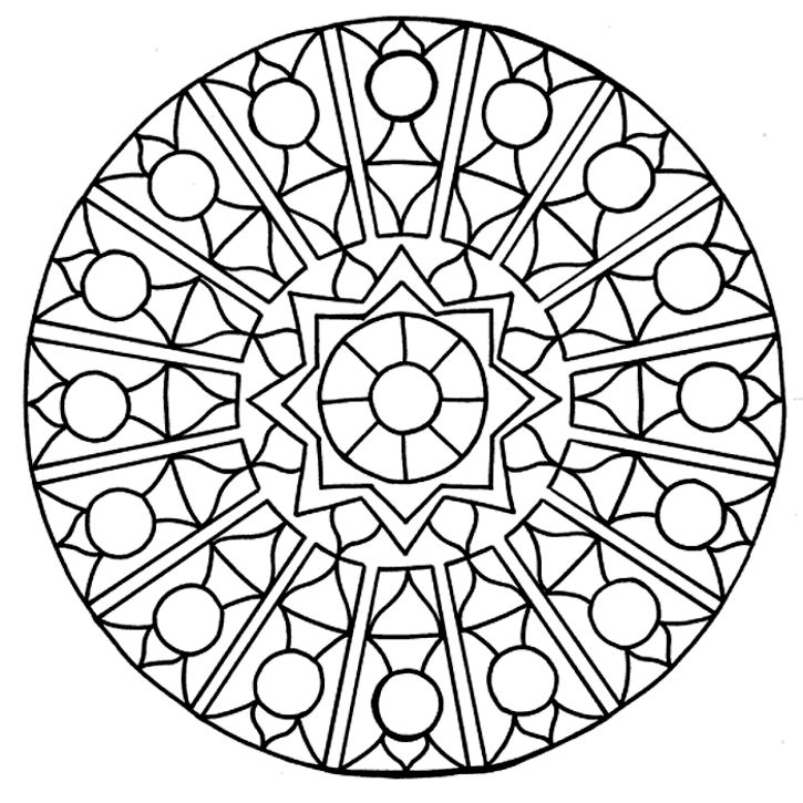 mandala 544 free sample join my grown up coloring group on fb