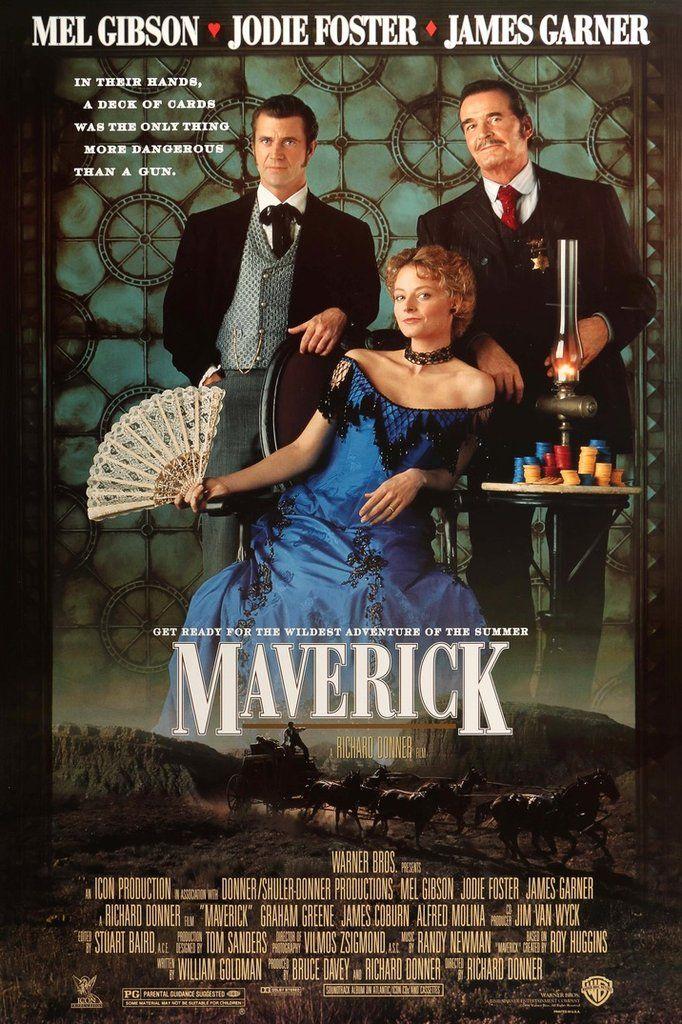 Maverick (1994) Original One-Sheet Movie Poster