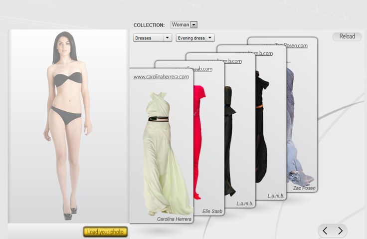 Open your own virtual store  Use our web application to set up a virtual store where people can try your clothes on in a realistic way. Be a part of a unique interactive platform that promotes fashion companies and designers.  Free