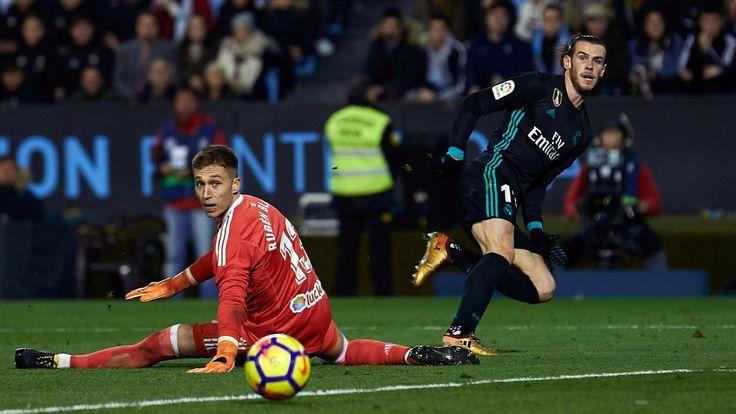 Gareth Bale brace not enough as Real Madrid draw at Celta Vigo