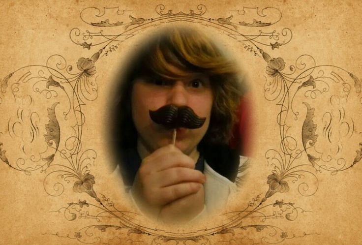 Proper isn't it? #movember #stache #mustache #smile #behappy #lol #vintage #happysnaps
