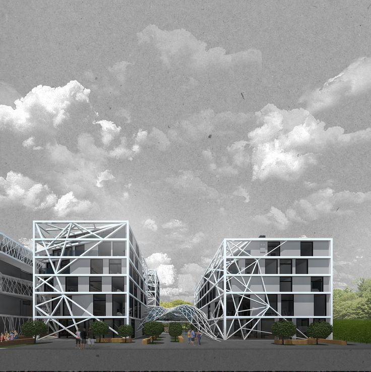 triHousing Multi-family housing / Academic