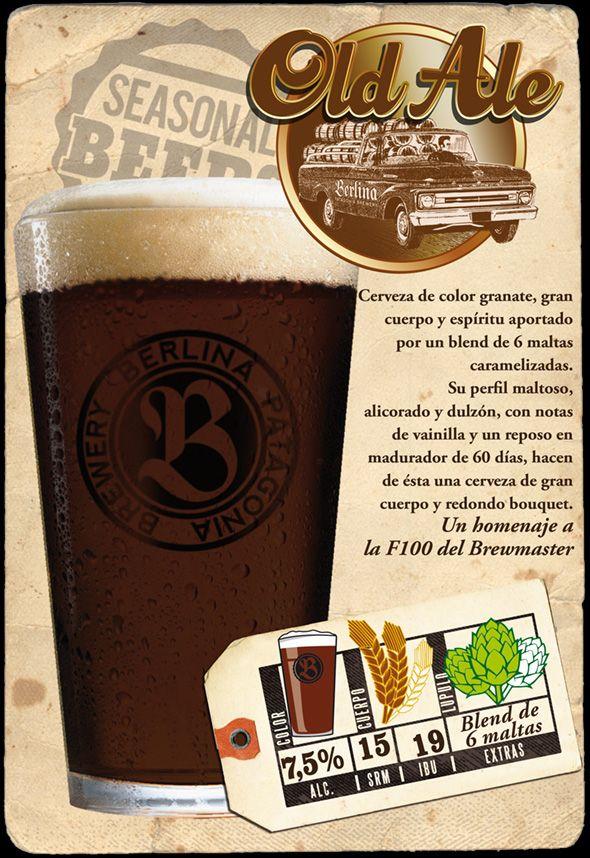 Cervezas | Cerveza Berlina