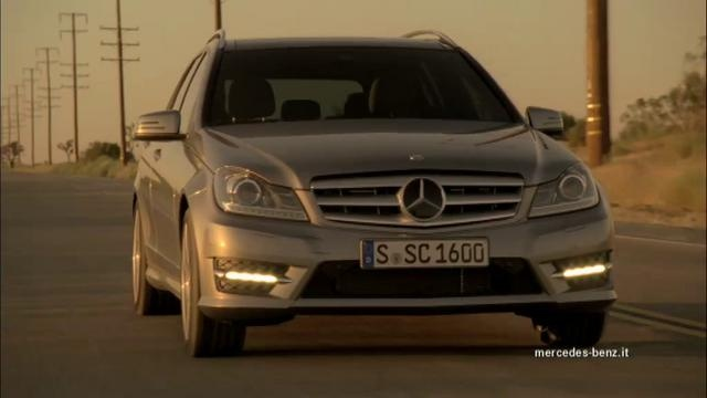 Mercedes Benz C Class - Commercial 30' on Vimeo